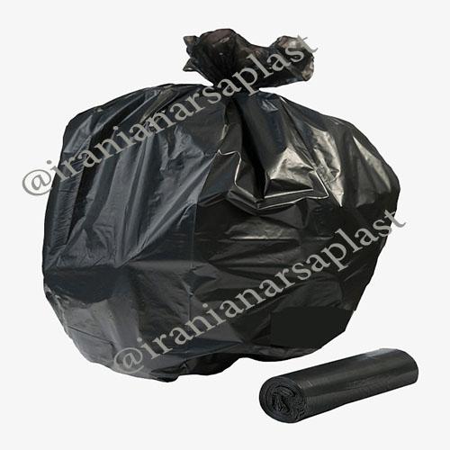 پلاستیک زباله مشکی